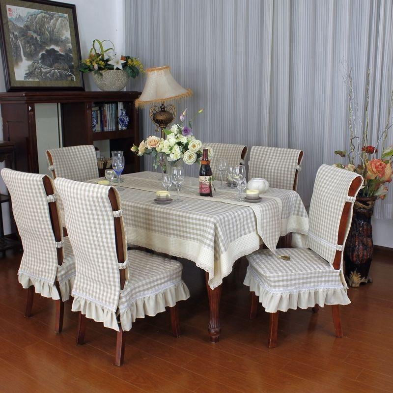 forros para sillas de comedor  Cortinas y accesorios