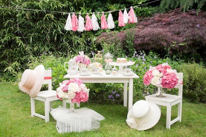 Garden Tea Party Ideas Tea 5 Everything Tea