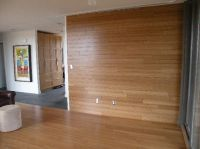 bamboo panel wall