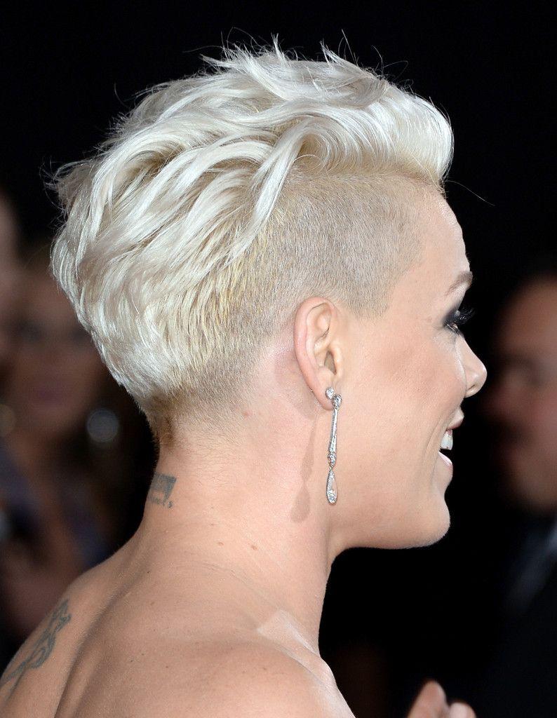 Pink Photos Photos Arrivals At The Grammy Awards — Part 3