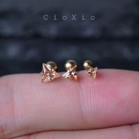 cartilage earring tragus earring 16g cartilage piercing ...