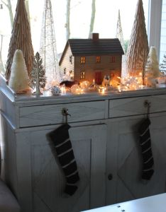 Holiday house in the woods christmas decor also pinterest rh