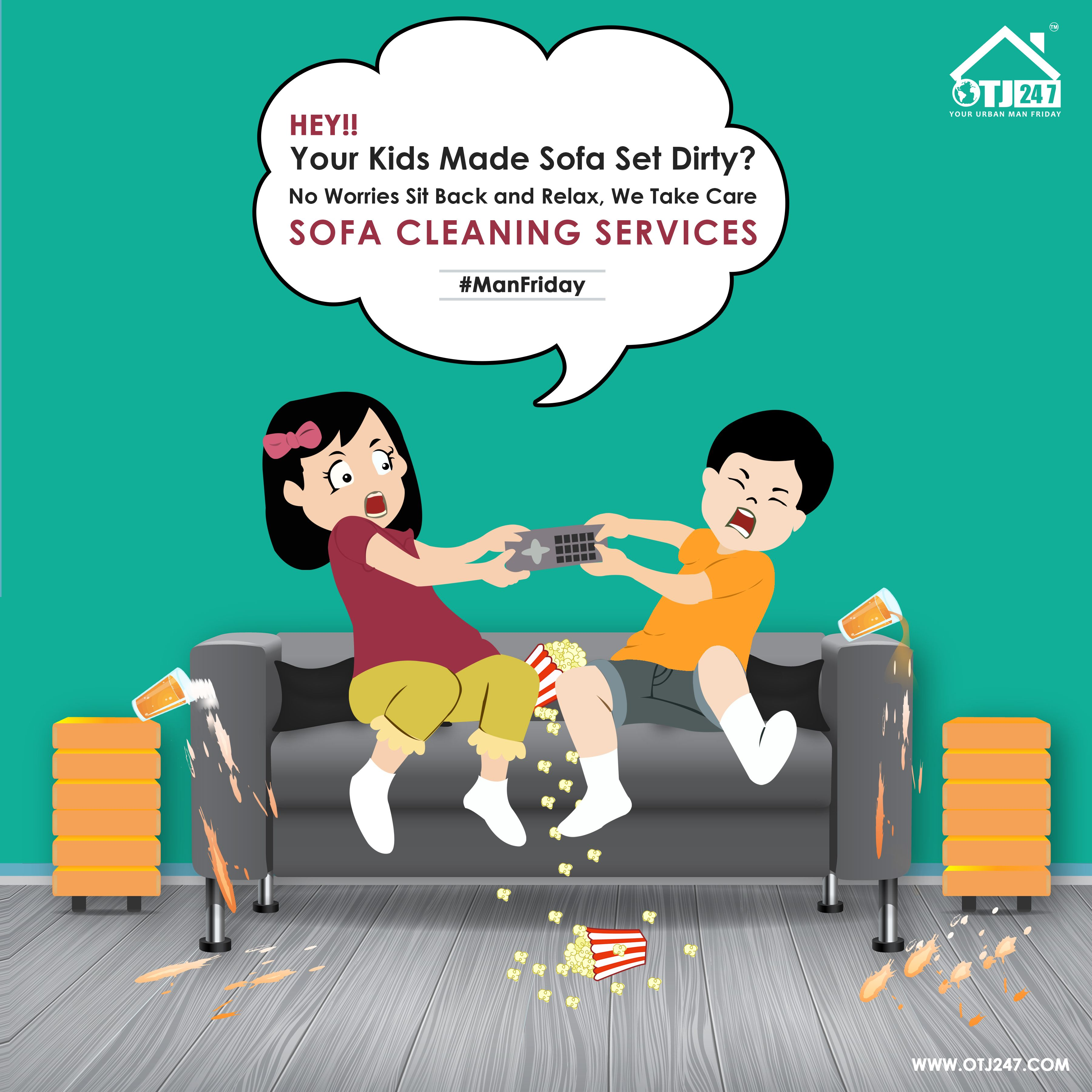 sofa cleaning services bangalore fortress hey your kids made set dirty no worries sit back