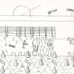 Oma Parc De La Villette Diagram Ge Wiring Rem Koolhaas Early Sketches