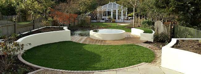 Landscape Garden Ideas Uk