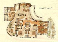 Hobbit House Floor Plans | Fantasy House Plan Hansel ...