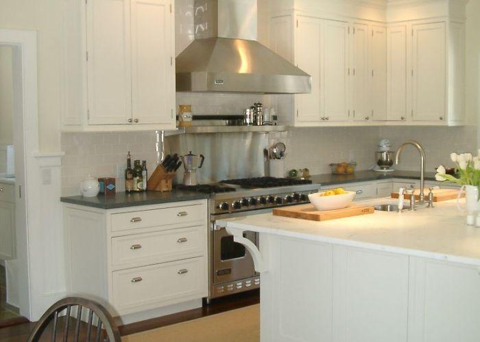 White tile backsplash kitchen yes please also pixels