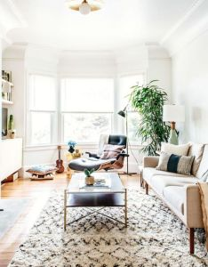 Living room bright windows also beautiful spaces pinterest rh