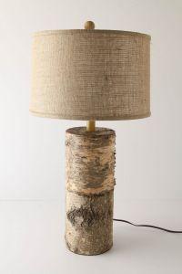 Rustic Wood lamp   Rustic wood   Pinterest   Acacia wood ...