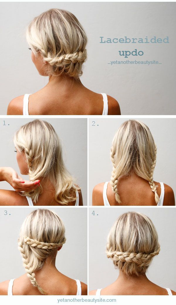 20 Easy No Heat Summer Hairstyles For Girls With Medium Length
