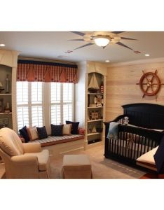 Nautical themed boys nursery home decor for kids and interior design ideas also rh pinterest