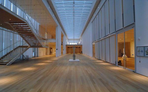 Renzo Piano Modern Wing Chicago Art Institute