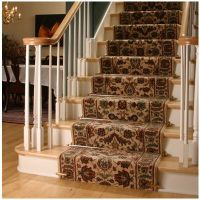 best type of carpeting for stairs