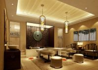 Oriental Chinese Interior Design Asian Inspired Living ...