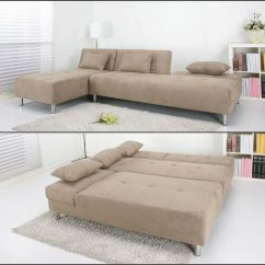 European Sleeper Sofa Mid Century Modern This Multi Functional Sectional Bed Has