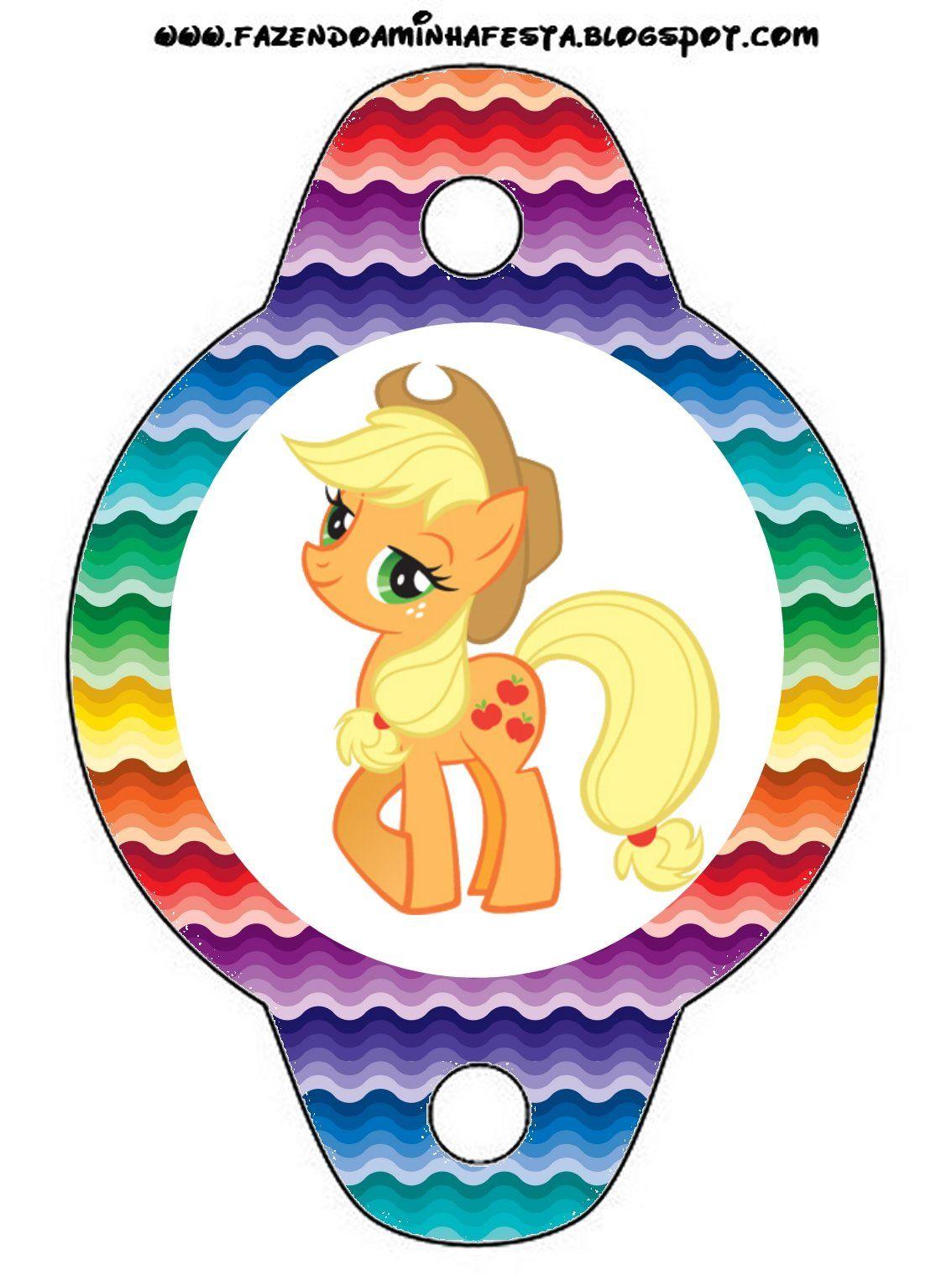 Imprimibles De My Little Pony 11