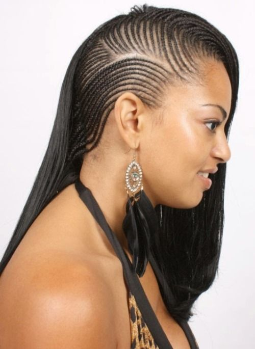 Cute Braided Hairstyles Black Women I Think It's Now Time For