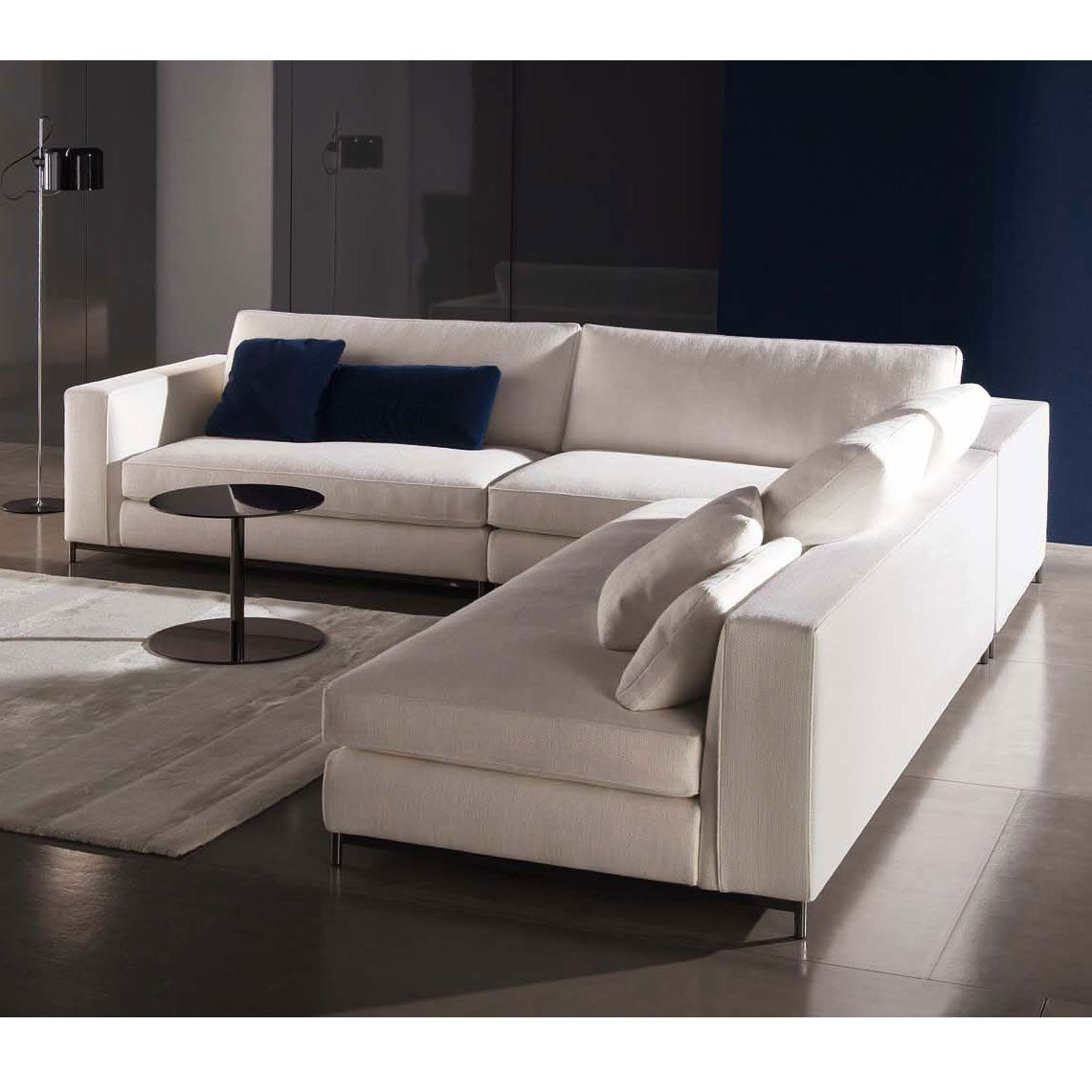 contemporary sofa sectional really big sofas albers simple smart and