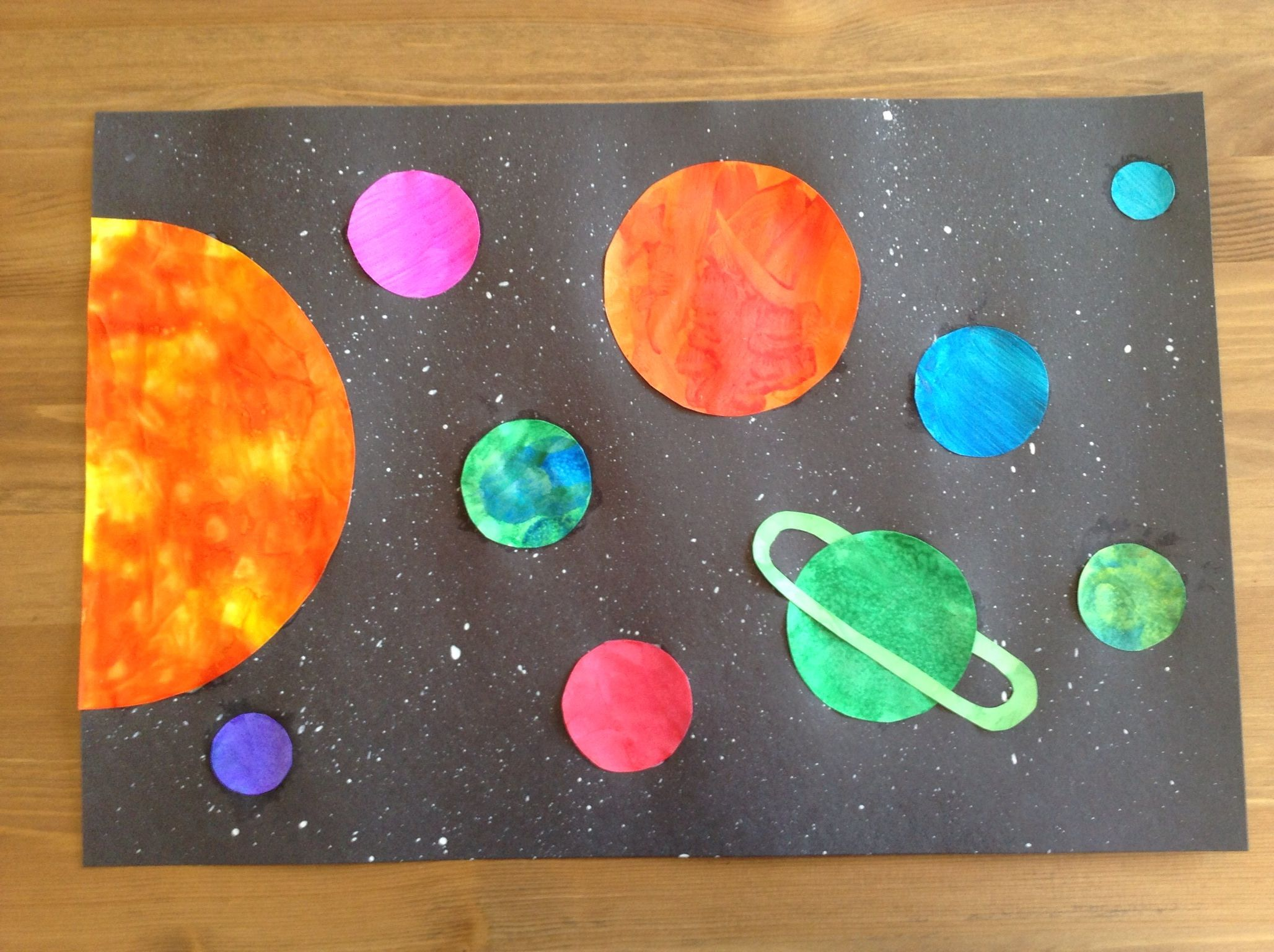 Best 25 Solar System Crafts Ideas