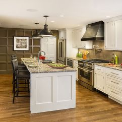 Kitchen Remodel Austin Rustic Faucets Remodeling Project Features Cliqstudios Inset