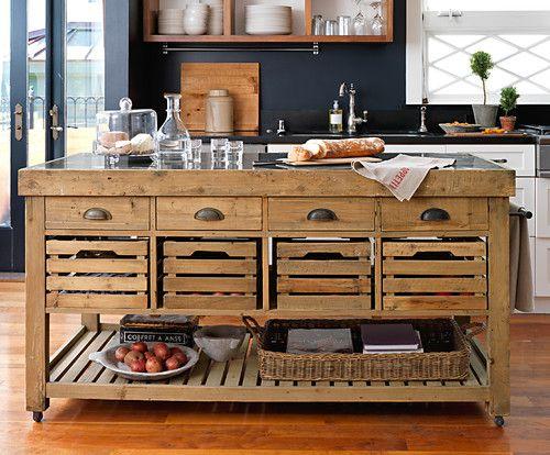 Best 25+ Country kitchen island ideas on Pinterest