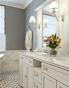 Create  bathroom retreat with color also bathrooms pinterest rh