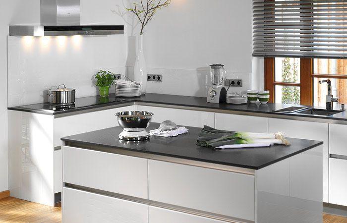 Küchen Modern Mit Kochinsel  Googlesuche Küche