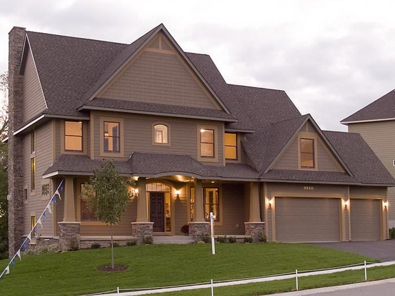 Best Ideas For House Colors Exterior Classic Exterior House