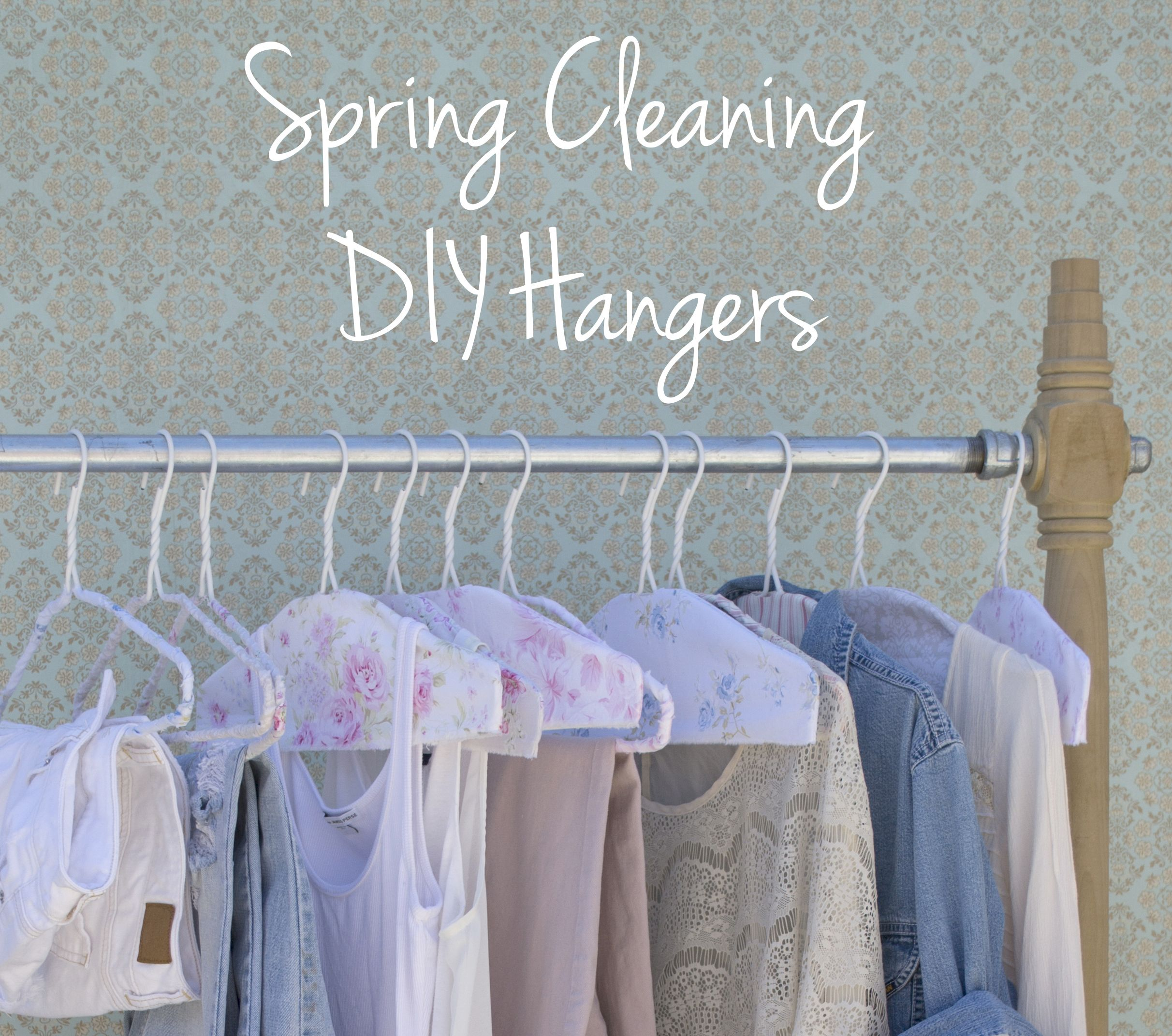 Freshen up your closet this spring with this simple DIY