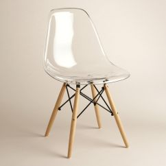 Clear Desk Chairs Formal Dining Room Tables And With A Mid Century Modern Aesthetic Sculptural Look