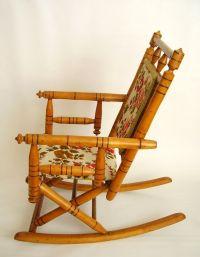 Antique Victorian Rocking Chair | Antique Furniture