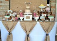 Vintage Table Decorations For Bridal Shower