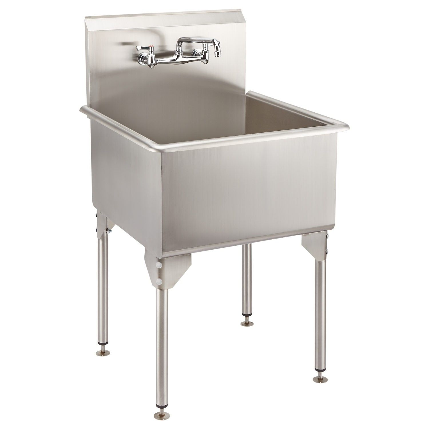 27 Stainless Steel Utility Sink  Utility sink Sinks and