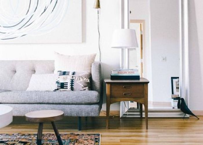 How to modernise  persian rug also living rooms and room