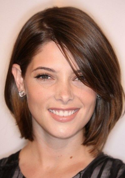 Hottest And Sexiest Haircuts For Round Faces Bobs Round Face
