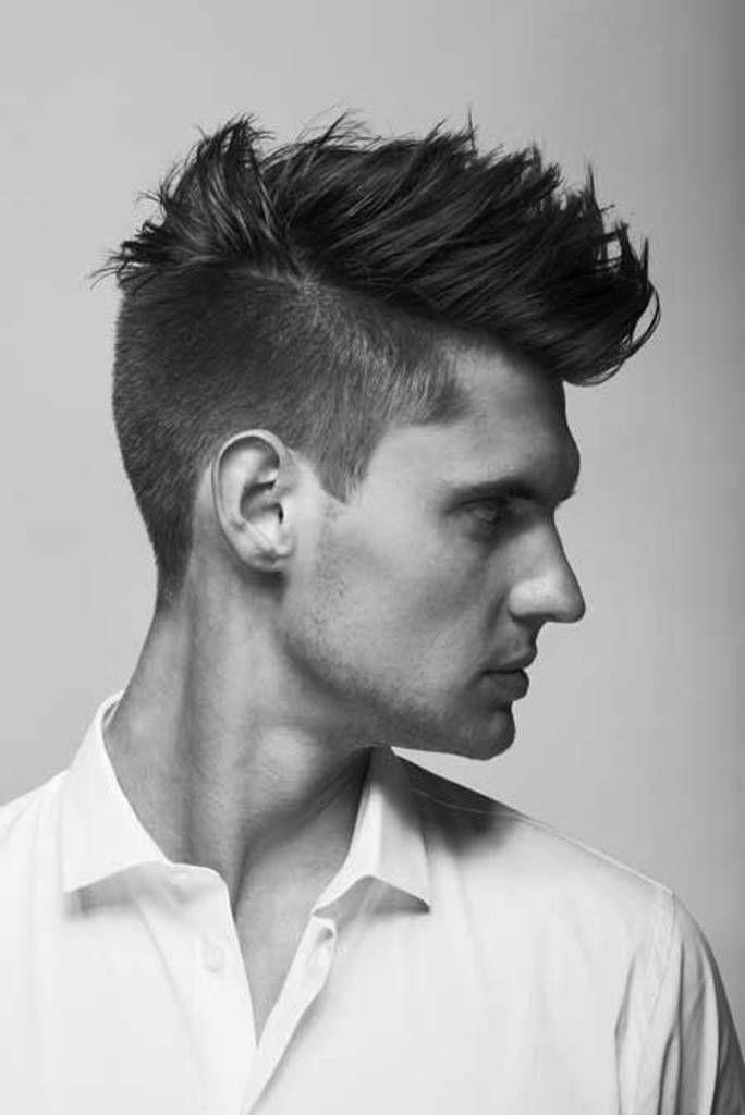 Mens Trending Haircuts Haircut Trends Pinterest Trending