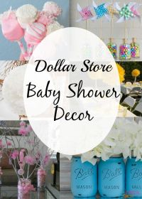 DIY Decorating Ideas for a Baby Shower | Cheap baby shower ...