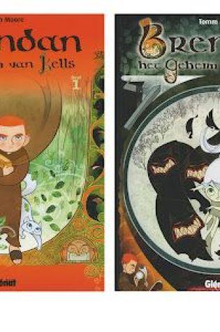 The Secret Of Kells – Tomm Moore