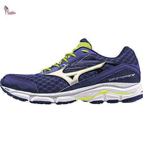 mizuno wave inspire chaussures de running bleu modele chaussures mizuno