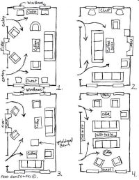 long narrow living room layout | Decorating ideas | For ...