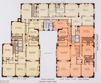 House plans with maid quarters - Home design and style