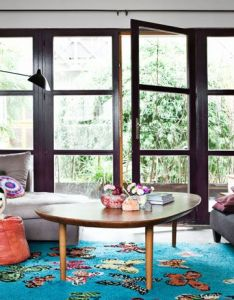 The home of french illustrator nathalie lete spotted on living corriere also   apartment in paris decoration pinterest house rh