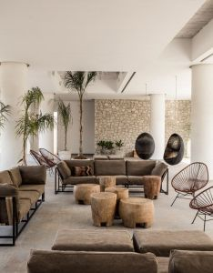 Casa cook is  brand new hotel by travel company thomas their first which has recently opened on the island of rhodes greece also elementos naturales madera  piedra hogarhabitissimo trends rh pinterest
