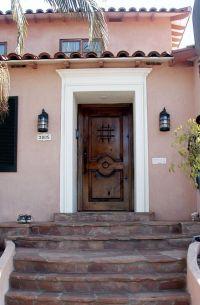 spainsh style front doors | front door exterior a spanish ...
