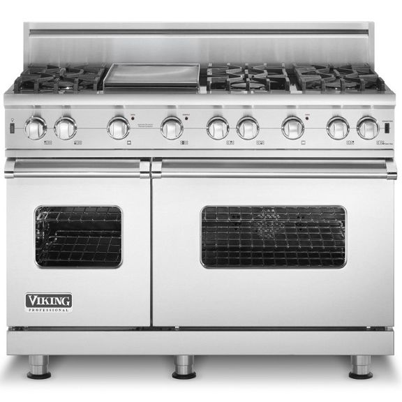Viking Professional Custom Series VGCC5486GSS Model Page