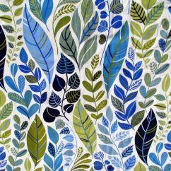 Printed Fabric Sofa Designs Mogensen 2209 Cotton By The Yard Scandinavian Design