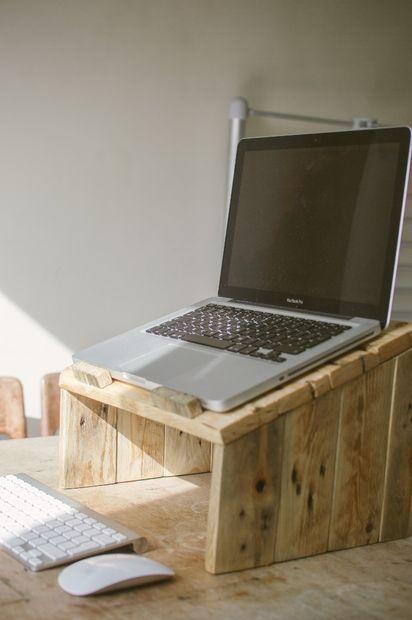 Best 25 Diy laptop stand ideas on Pinterest  Laptop
