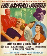 Image result for THE ASPHALT JUNGLE 1950 movie