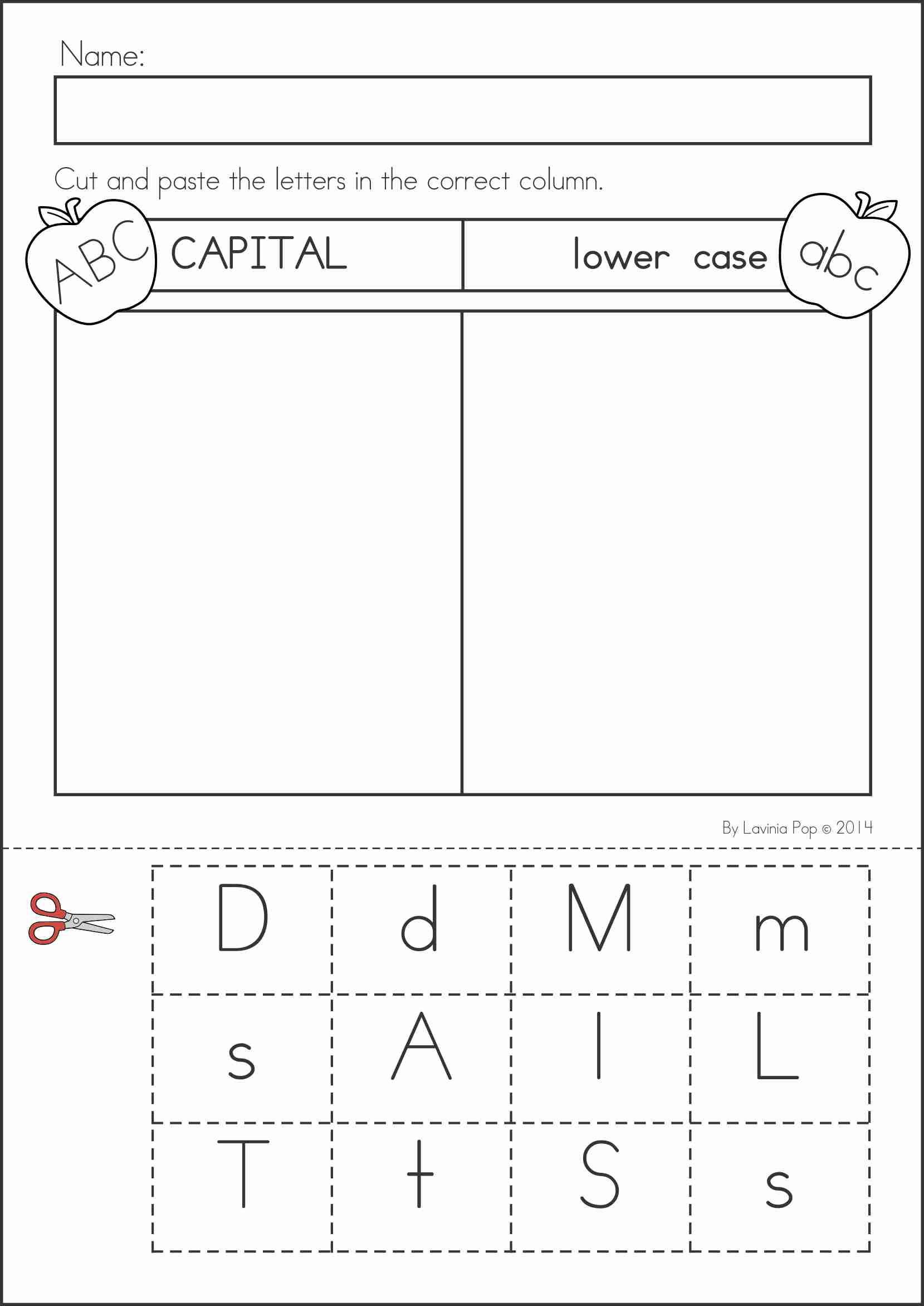Back To School Math Amp Literacy Worksheets And Activities