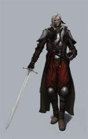 medieval fantasy mercenary